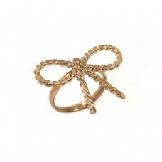 Δαχτυλίδι ατσάλινο φιόγκος ΑΤΣΑΛΙ ΚΟΣΜΗΜΑΤΑ