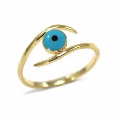 Παιδικό δαχτυλίδι μάτι