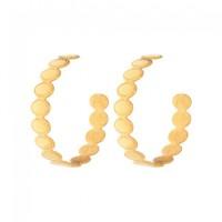 Σκουλαρίκια vintage κρίκοι 9,25