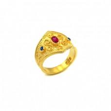 Βυζαντινό δαχτυλίδι χρυσό