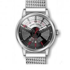 Ρολόι αντρικό με μπρασελέ, και δίχρωμο καντράν ΡΟΛΟΓΙΑBIJOUX-JEWELRY
